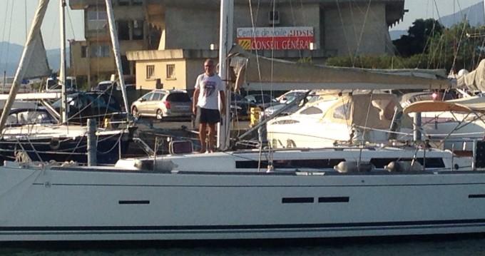 Alquiler de barcos Dufour Dufour 405 Grand Large enSaint-Cyprien en Samboat
