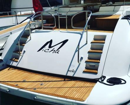 Alquiler de barcos Mangusta Mangusta 80 open enTétouan en Samboat