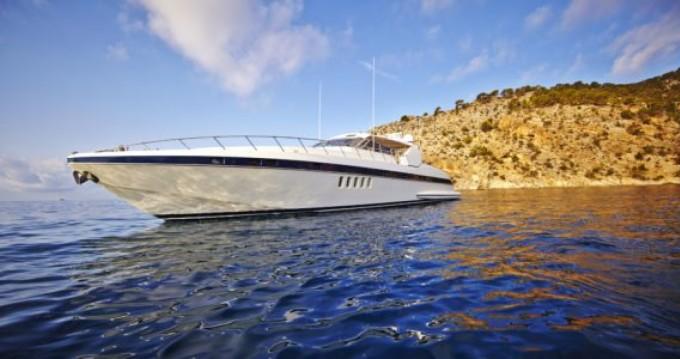 Alquiler de yate Tétouan - Mangusta Mangusta 80 open en SamBoat