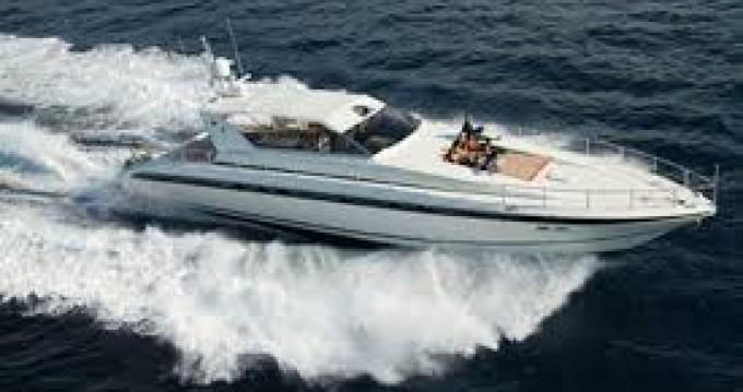 Alquiler de Yate, con o sin patrón Arno Leopard Port Marina Smir