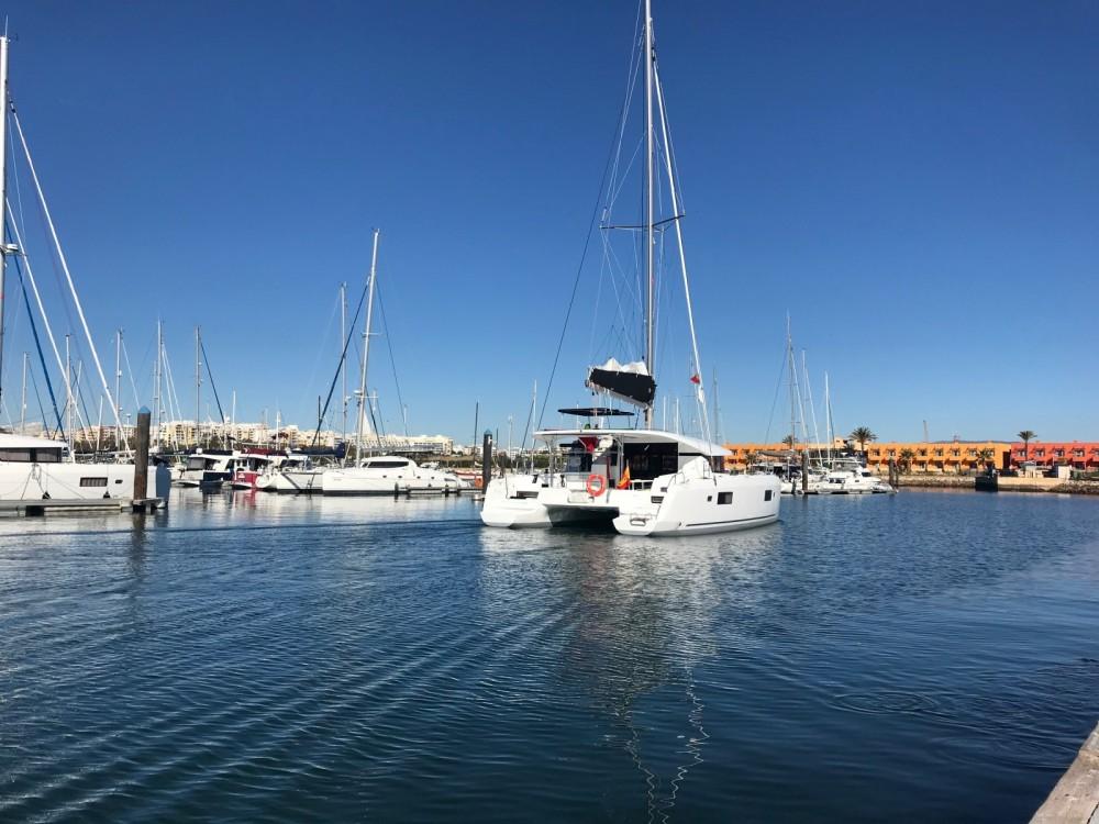 Alquiler Catamarán en San Antonio Abad - Lagoon Lagoon 42