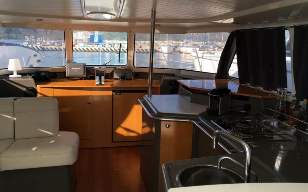 Alquiler de barcos Saint-Florent barato de Highland 35