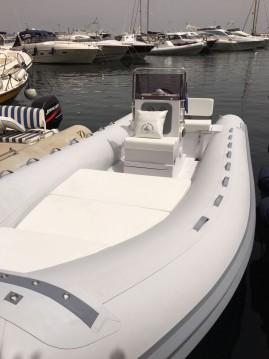 Alquiler de barcos Nápoles barato de Asso 57C
