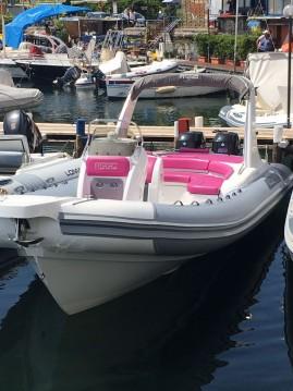 Alquiler de barcos Asso Charisma 8.7 enNápoles en Samboat