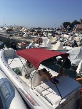 Asso Myth entre particulares y profesional Nápoles