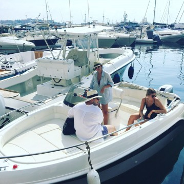 Alquiler de barcos Marinello Eden 18 enNápoles en Samboat