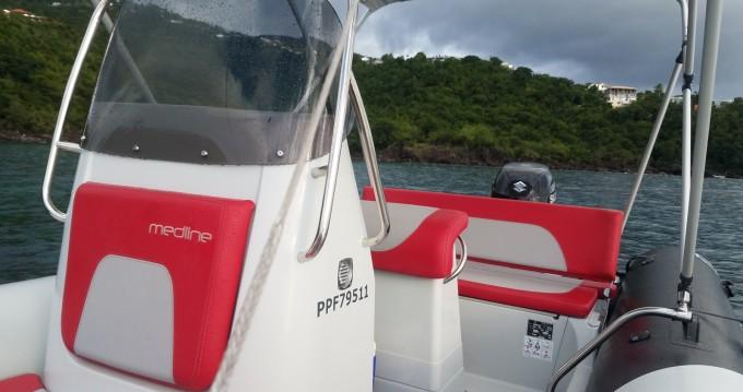 Alquiler de barcos Basse-Terre barato de Medline 580 Color