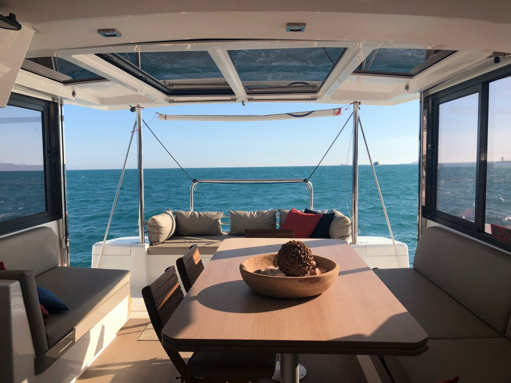 Alquiler Catamarán en Barcelona - Bali Catamarans Bali 4.1