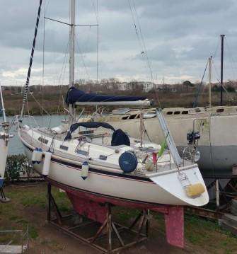 Alquiler de Westerly 38 Oceanranger en Marina di Grosseto