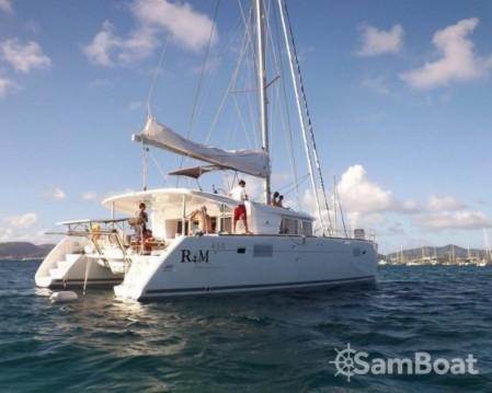 Alquiler de barcos Le Marin barato de Lagoon 450