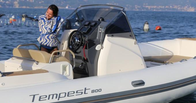 Alquiler de yate Palma de Mallorca - Capelli Temepst 800 Open en SamBoat