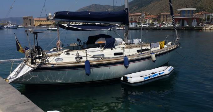 Alquiler Velero en Marina di Grosseto - Westerly 38 Oceanranger