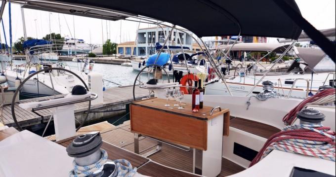 Alquiler de barcos Bavaria Cruiser 45 enKavala en Samboat
