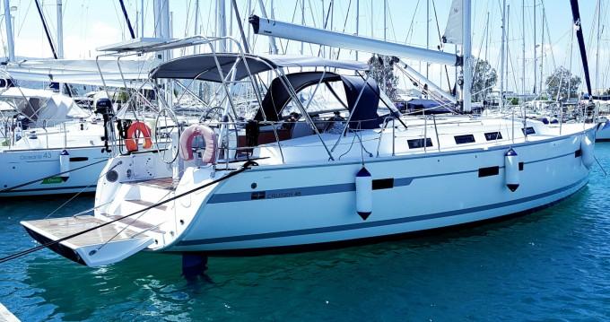 Bavaria Cruiser 45 entre particulares y profesional Kavala