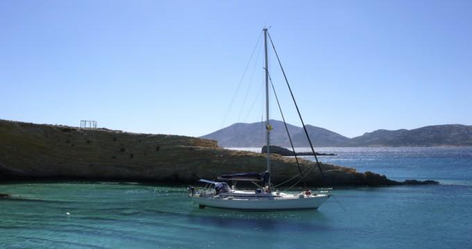 Alquiler de barcos Naousa barato de Idylle 15.50