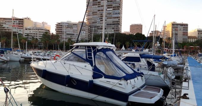 Alquiler de barcos Cranchi Zaffiro 32 enSanta Cruz de Tenerife en Samboat