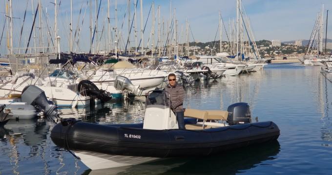 Bombard Explorer 640 SB entre particulares y profesional Marseille
