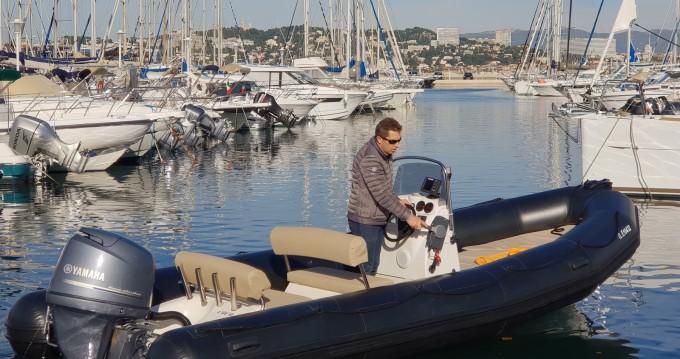 Alquiler de barcos Marseille barato de Explorer 640 SB