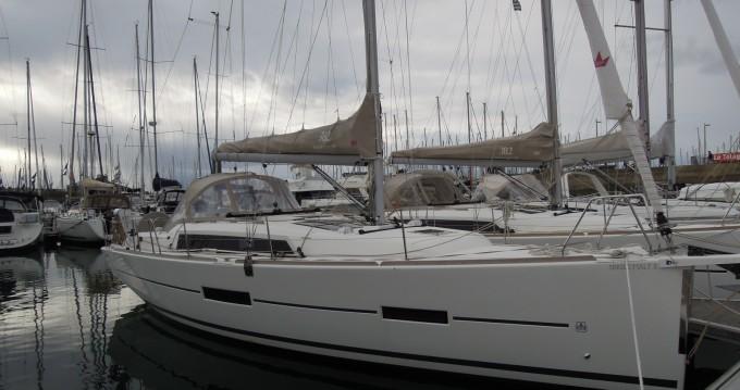 Dufour Dufour 382 Grand Large entre particulares y profesional La Trinité-sur-Mer