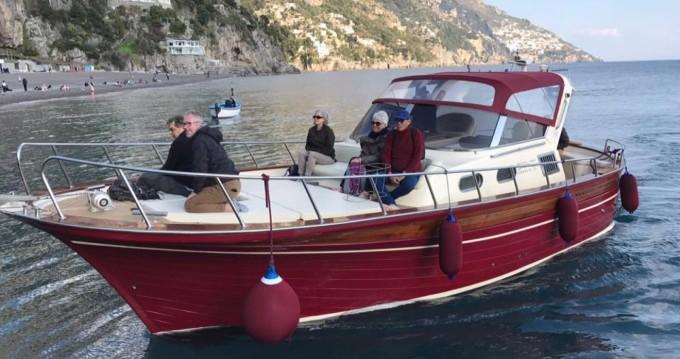 Alquiler de yate Positano - Apreamare Fratelli Aprea 32 en SamBoat