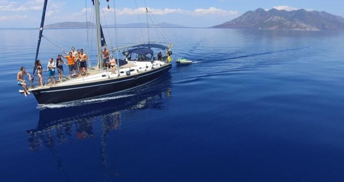 Ocean Star 51.2 entre particulares y profesional Atenas