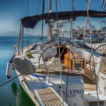 Alquiler de yate Keramotí - Jeanneau Sun Odyssey 409 en SamBoat