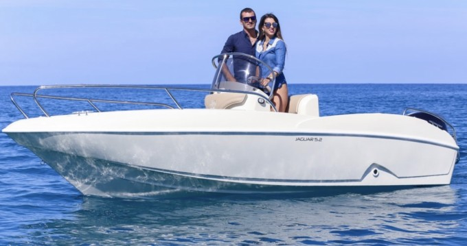 Alquiler de yate Tropea - Ta.ma.re Jaguar 5.50 en SamBoat