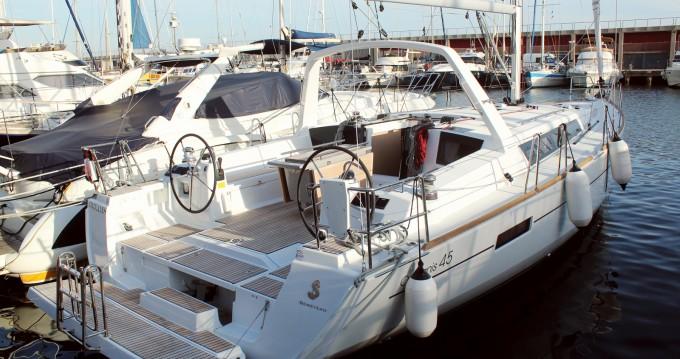 Alquiler de barcos Bénéteau Oceanis 45 enBarcelona en Samboat