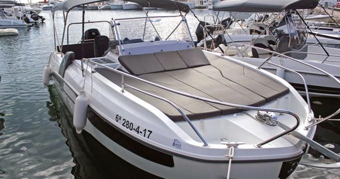 Alquiler de barcos Bénéteau Flyer 7.7 SUNdeck enl'Estartit en Samboat
