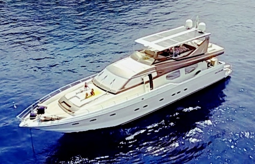 Alquiler de yate Nápoles - Rizzardi Posillipo Technema  80 en SamBoat