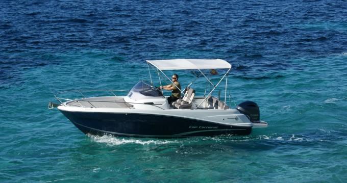 Lancha para alquilar Isla de Ibiza al mejor precio