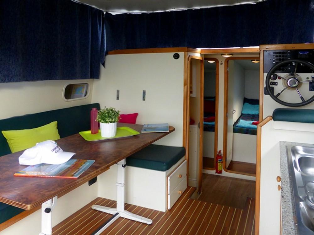 Alquiler Casa flotante Ncf con título de navegación