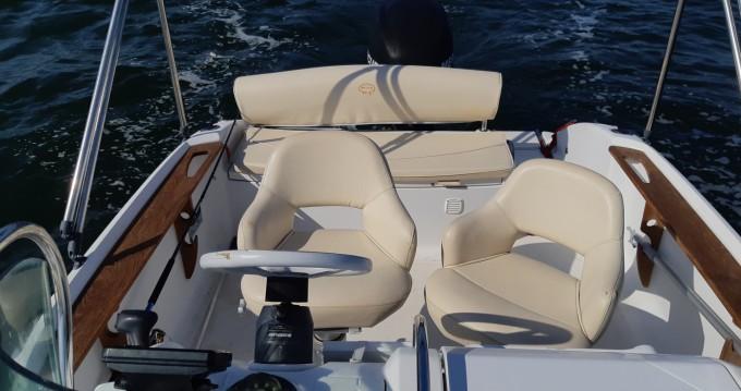 Alquiler de barcos Arcachon barato de Key Largo 20