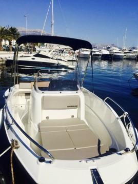 Alquiler de yate Altea - Quicksilver open 505 en SamBoat