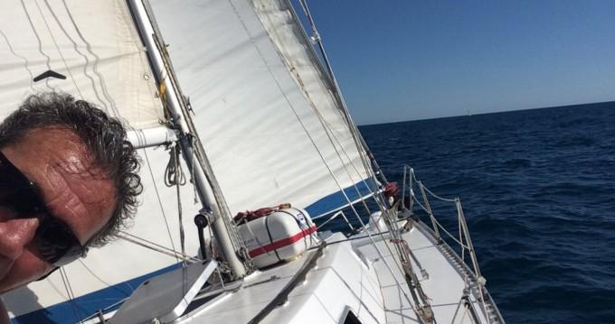 Moody Sloop 12 mètres entre particulares y profesional Le Grau-du-Roi
