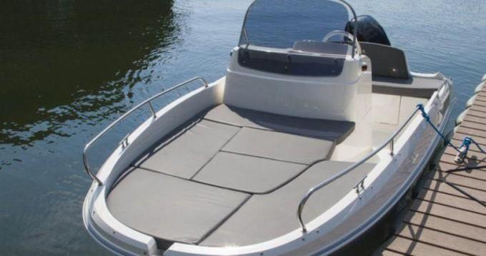 Alquiler Lancha Baltic Yachts con título de navegación