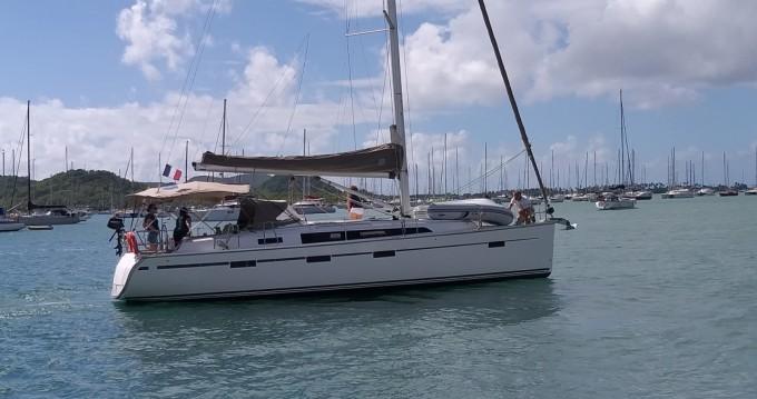 Alquiler de barcos Bavaria Bavaria 41 enLe Marin en Samboat