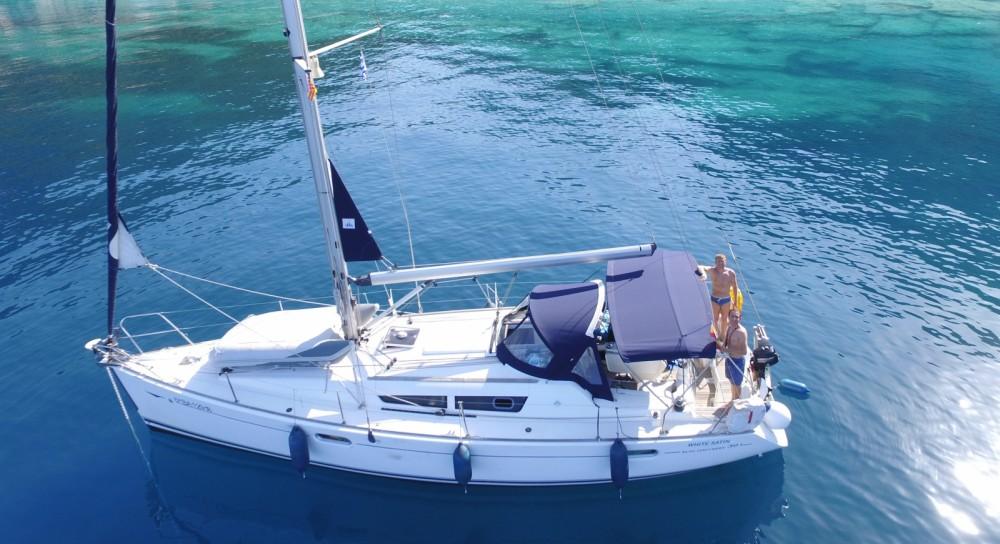 Jeanneau Sun Odyssey 39i entre particulares y profesional Port Olímpic