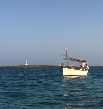 Alquiler de barcos Capeador Capeador 36 Solarium enFornells en Samboat