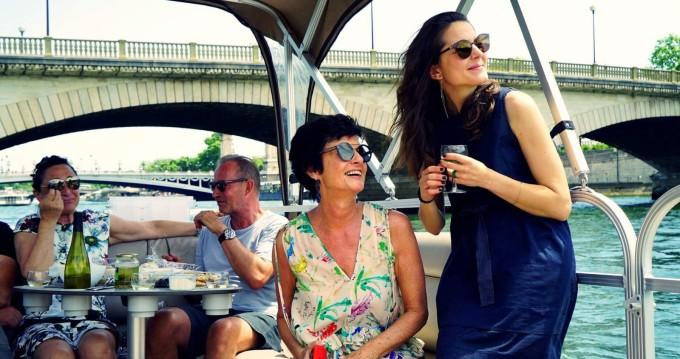 Alquiler Lancha en Paris - Southland Pontoon-boat