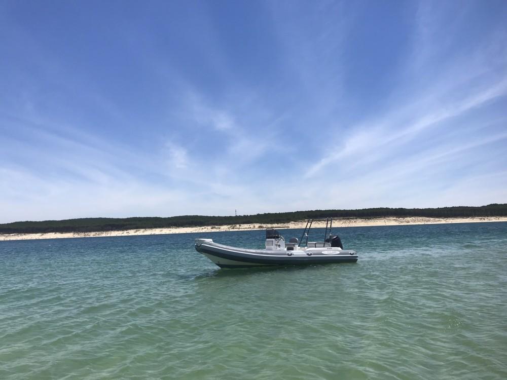 Alquiler de barcos Lège-Cap-Ferret barato de LED 680