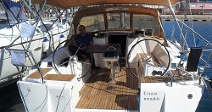 Alquiler de yate Cagliari - Dufour Dufour 405 en SamBoat