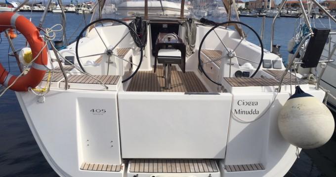 Alquiler de barcos Cagliari barato de Dufour 405