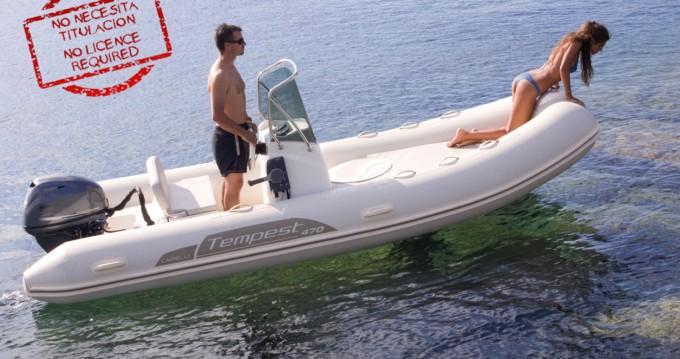Neumática para alquilar Isla de Ibiza al mejor precio