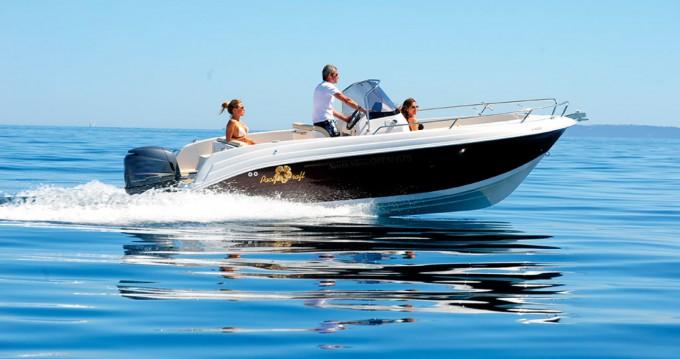 Alquiler de yate Isla de Ibiza - Pacific Craft Pacific Craft 625 Open en SamBoat