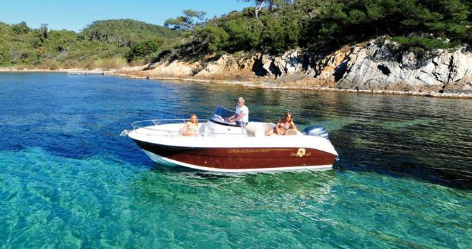 Alquiler de barcos Pacific Craft Pacific Craft 625 Open enIsla de Ibiza en Samboat