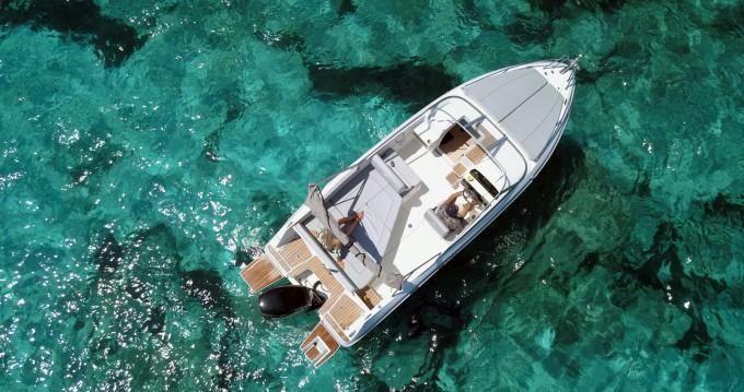 Alquiler de barcos Isla de Ibiza barato de Pacific Craft 700 DC