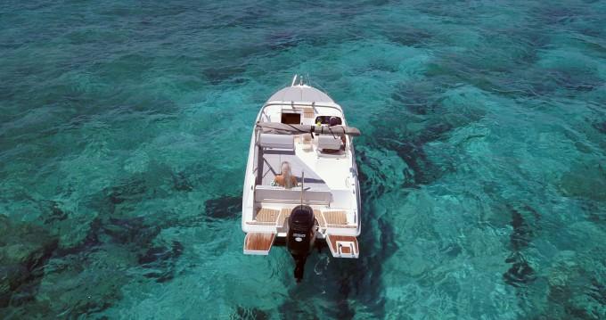Alquiler de barcos Pacific Craft Pacific Craft 700 DC enIsla de Ibiza en Samboat