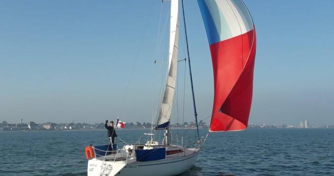 Alquiler de barcos Lorient barato de Gib Sea 92