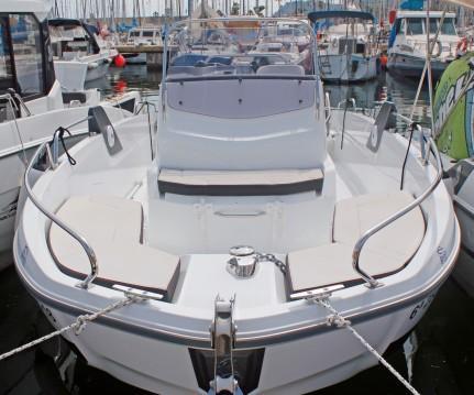 Alquiler de barcos Barcelona barato de Flyer 6.6